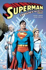 Couverture Superman : Origines Secrètes (Panini), tome 2