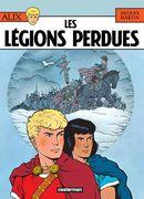 Couverture Les Légions perdues - Alix, tome 6