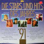 Pochette Die Stars und Hits 1991