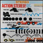 Pochette Action Stereo! (Adventures in Stereo Sound Effects)