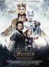 Affiche Le Chasseur et la Reine des glaces