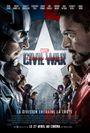 Affiche Captain America : Civil War