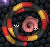 Jaquette slither.io