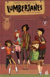 Couverture Lumberjanes, tome 1