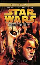 Couverture Star Wars : Labyrinthe du mal
