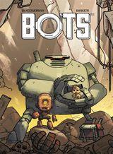Couverture Bots, tome 1