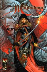 Couverture The Magdalena, tome 1
