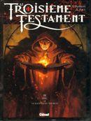Couverture Luc ou le Souffle du taureau - Le Troisième Testament, tome 3