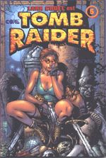 Couverture Tomb Raider (Editions USA), tome 5