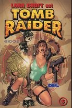 Couverture Tomb Raider (Editions USA), tome 6