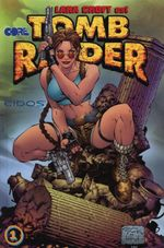Couverture Tomb Raider (Editions USA), tome 1