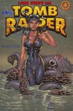 Couverture Tomb Raider (Editions USA), tome 4
