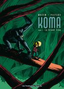 Couverture Le Grand Trou - Koma, tome 2