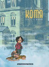 Couverture L'Hôtel - Koma, tome 4