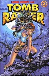 Couverture Tomb Raider (Editions USA), tome 2