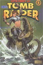 Couverture Tomb Raider (Editions USA), tome 3
