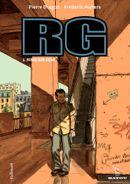 Couverture Riyad-sur-Seine - RG, tome 1