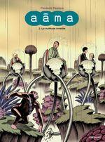 Couverture La Multitude invisible - Aâma, tome 2