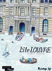 Couverture L'Île Louvre