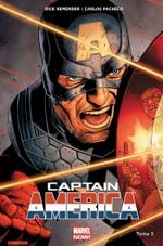Couverture Nuke se déchaîne - Captain America (2013), tome 3