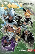 Couverture Extraordinary X-Men (2016), tome 1