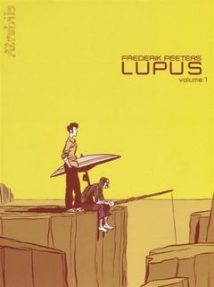 Couverture Lupus, volume 1