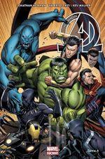 Couverture Un Monde parfait - New Avengers (2013), tome 4
