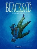 Couverture L'Enfer, le silence - Blacksad, tome 4