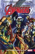 Couverture All-New All-Different Avengers, tome 1
