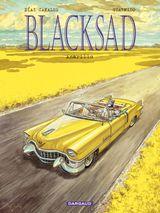 Couverture Amarillo - Blacksad, tome 5