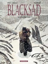 Couverture Arctic-Nation - Blacksad, tome 2