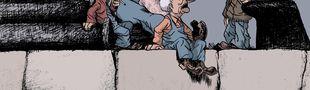 Couverture Les Quantités négligeables - Le Combat ordinaire, tome 2