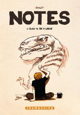 Couverture Born to Be a Larve - Notes, tome 1