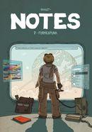 Couverture Formicapunk - Notes, tome 7