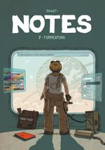 Couverture Formicapunk - Notes, tome 7