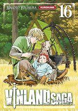 Couverture Vinland Saga, tome 16