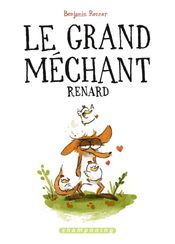 Couverture Le Grand Méchant Renard