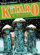 Couverture Kitaro le repoussant, tome 5