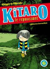 Couverture Kitaro le repoussant, tome 6