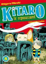 Couverture Kitaro le repoussant, tome 8