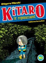 Couverture Kitaro le repoussant, tome 10