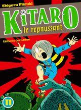Couverture Kitaro le repoussant, tome 11