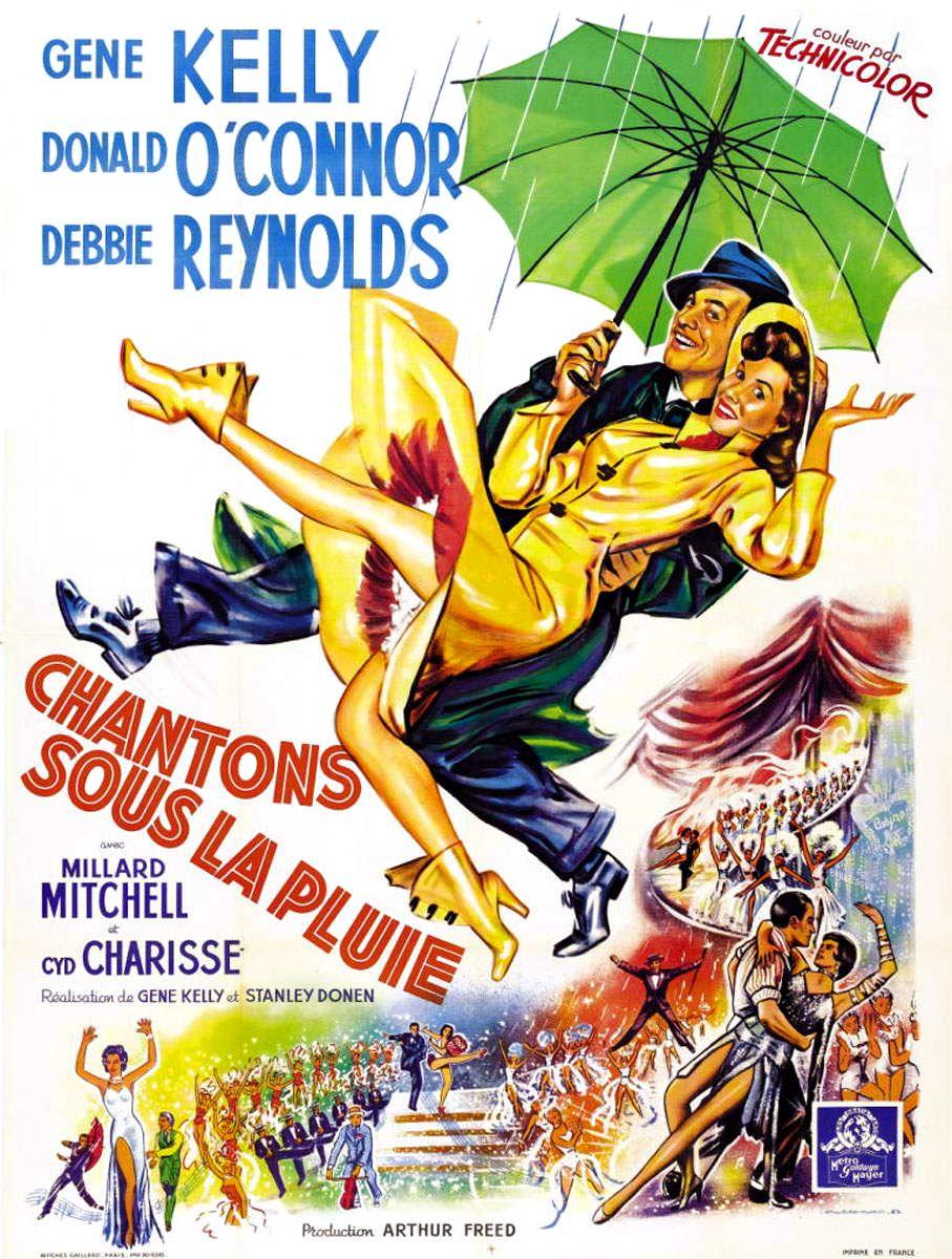 chantons sous la pluie film 1952 senscritique