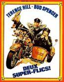 Affiche Deux super-flics