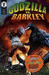 Couverture Godzilla vs. Barkley