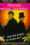 Affiche Élémentaire, mon cher... Lock Holmes