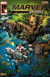 Couverture Groot - Marvel Universe (Marvel France 4e série), tome 2