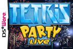 Jaquette Tetris Party Live
