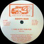 Pochette Fire in Dey Pum-Pum (Single)