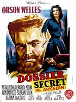 Affiche Dossier secret